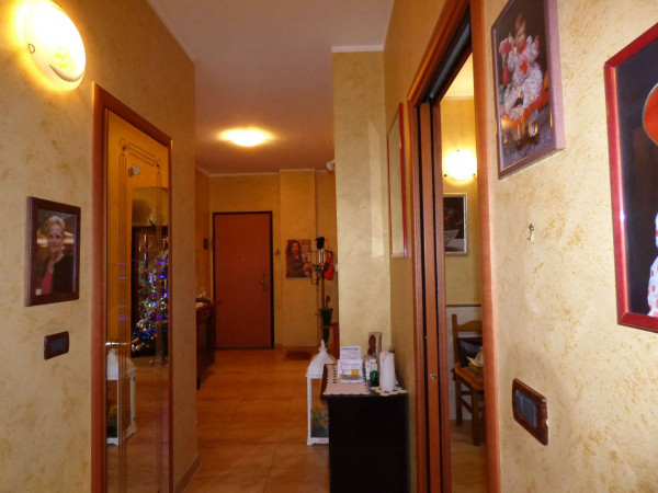 Appartamento in vendita a Borgaro Torinese, Con giardino, 115 mq - Foto 16