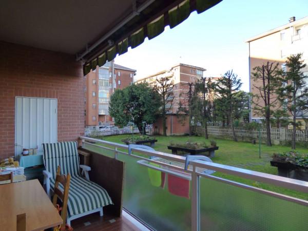 Appartamento in vendita a Borgaro Torinese, Con giardino, 115 mq - Foto 7