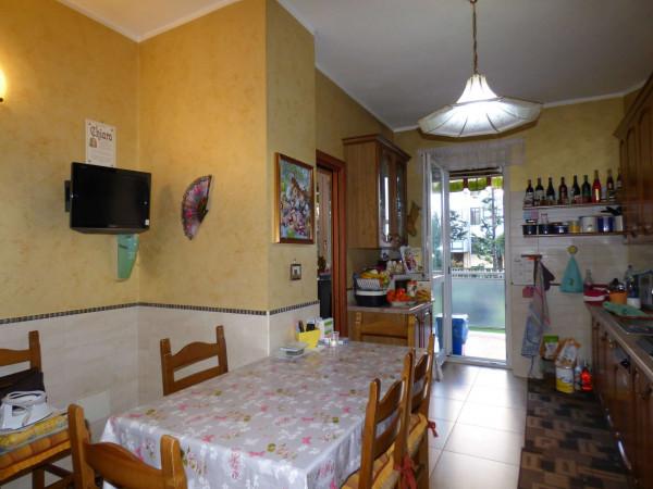 Appartamento in vendita a Borgaro Torinese, Con giardino, 115 mq - Foto 26