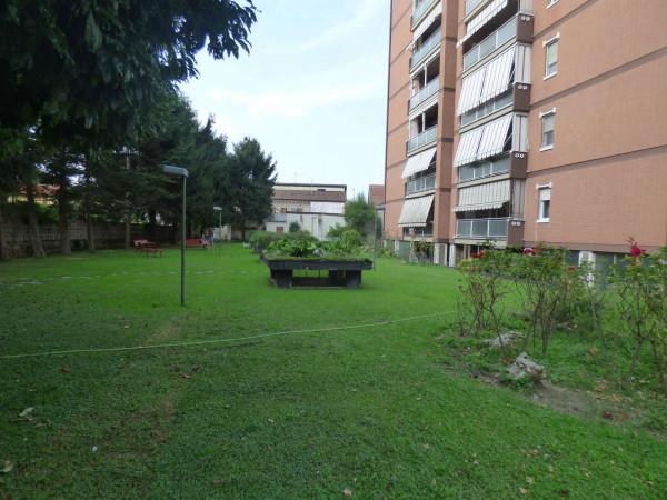 Appartamento in vendita a Borgaro Torinese, Con giardino, 115 mq - Foto 4