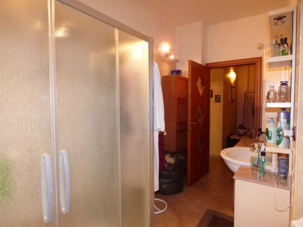 Appartamento in vendita a Borgaro Torinese, Con giardino, 115 mq - Foto 12