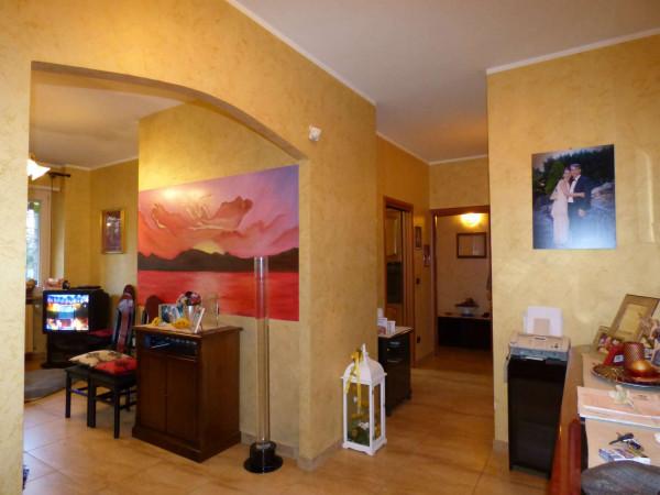 Appartamento in vendita a Borgaro Torinese, Con giardino, 115 mq - Foto 28