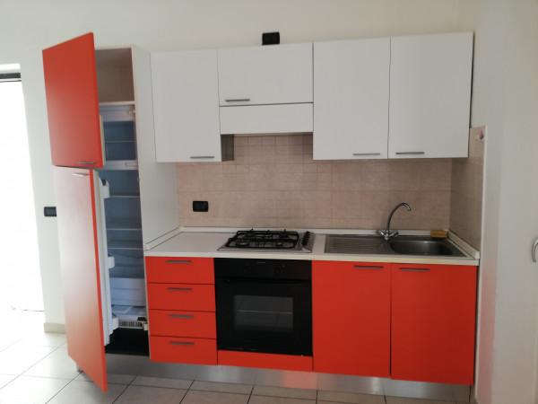 Appartamento in vendita a Civitanova Marche, Quattro Marine, 55 mq