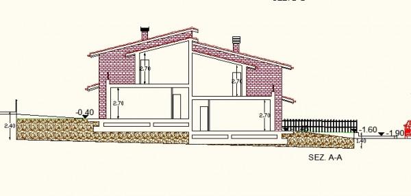 Villa in vendita a Deruta, Deruta, Con giardino, 150 mq - Foto 12