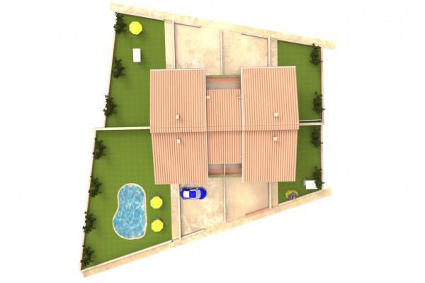 Villa in vendita a Deruta, Deruta, Con giardino, 150 mq - Foto 4