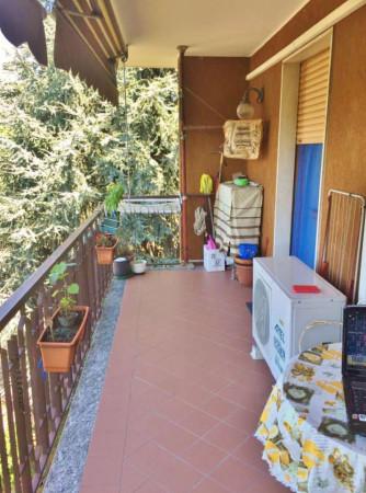 Appartamento in vendita a Colturano, Centrale, Con giardino, 125 mq - Foto 19