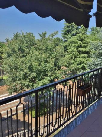 Appartamento in vendita a Colturano, Centrale, Con giardino, 125 mq - Foto 20