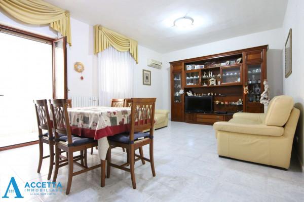 Appartamento in vendita a Taranto, Tre Carrare, Battisti, 105 mq - Foto 1