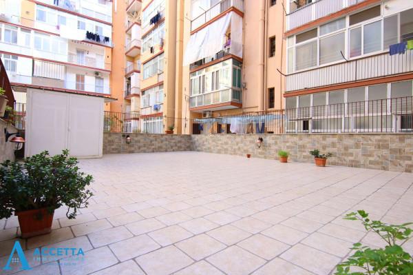 Appartamento in vendita a Taranto, Tre Carrare, Battisti, 105 mq - Foto 17