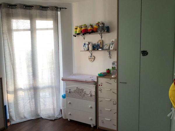 Appartamento in vendita a Sangiano, Centro, Con giardino, 115 mq - Foto 5
