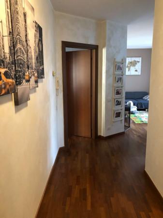 Appartamento in vendita a Sangiano, Centro, Con giardino, 115 mq - Foto 23