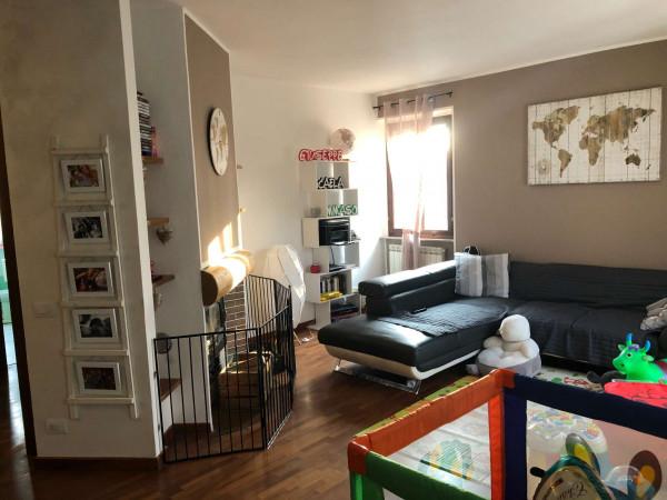 Appartamento in vendita a Sangiano, Centro, Con giardino, 115 mq - Foto 16
