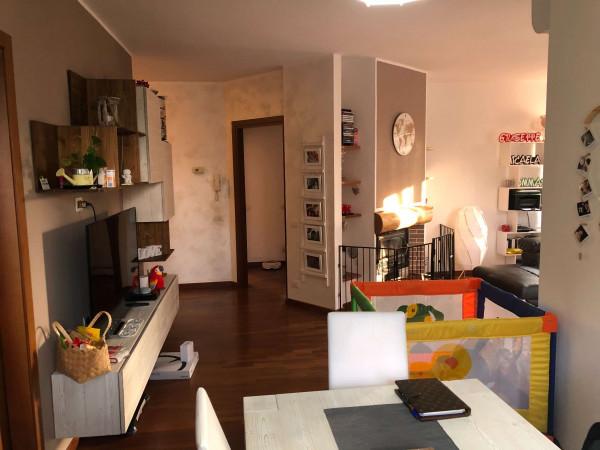 Appartamento in vendita a Sangiano, Centro, Con giardino, 115 mq - Foto 20