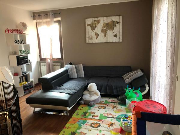 Appartamento in vendita a Sangiano, Centro, Con giardino, 115 mq - Foto 22