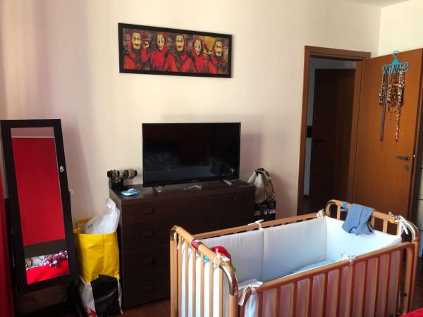 Appartamento in vendita a Sangiano, Centro, Con giardino, 115 mq - Foto 13