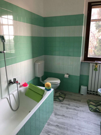 Appartamento in vendita a Sangiano, Centro, Con giardino, 115 mq - Foto 6