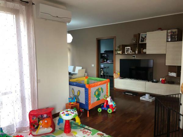Appartamento in vendita a Sangiano, Centro, Con giardino, 115 mq - Foto 18