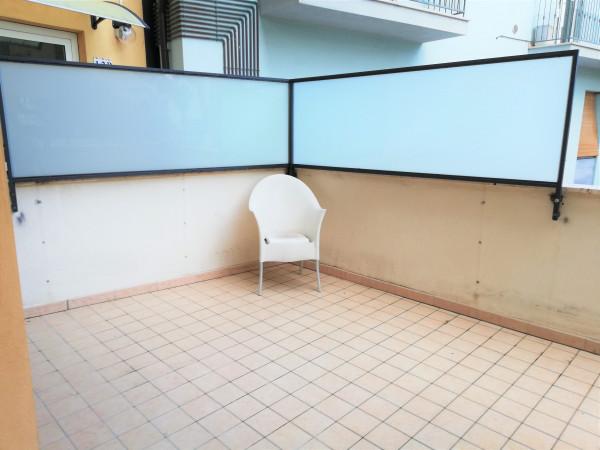 Appartamento in vendita a Porto Sant'Elpidio, Centro, Con giardino, 45 mq