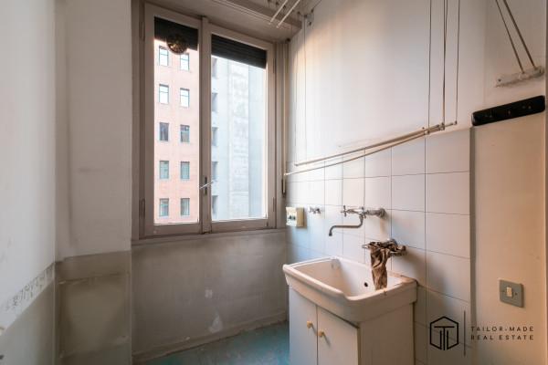 Appartamento in vendita a Milano, Repubblica, 125 mq - Foto 45