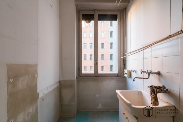 Appartamento in vendita a Milano, Repubblica, 125 mq - Foto 44