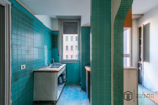 Appartamento in vendita a Milano, Repubblica, 125 mq - Foto 48