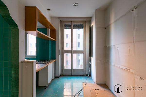 Appartamento in vendita a Milano, Repubblica, 125 mq - Foto 50