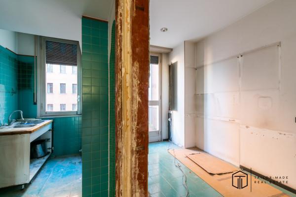 Appartamento in vendita a Milano, Repubblica, 125 mq - Foto 46