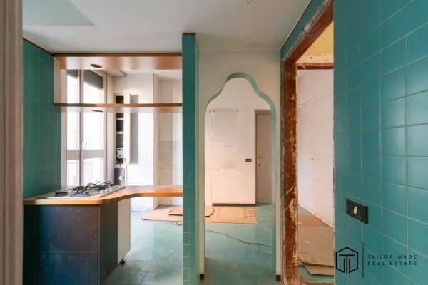 Appartamento in vendita a Milano, Repubblica, 125 mq - Foto 42