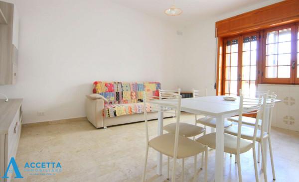 Appartamento in affitto a Taranto, San Vito, Arredato, con giardino, 114 mq