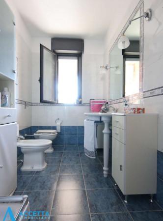Appartamento in vendita a Taranto, Lama, 112 mq - Foto 9