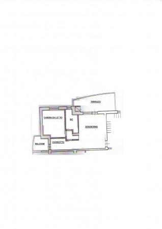 Appartamento in affitto a Roma, Morena, Arredato, con giardino, 60 mq - Foto 2