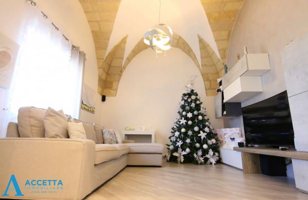 Casa indipendente in vendita a Taranto, Talsano, 124 mq