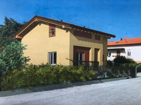 Villa in vendita a Gavirate, Voltorre, Con giardino, 225 mq