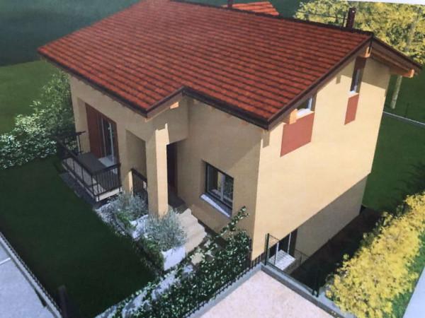 Villa in vendita a Gavirate, Voltorre, Con giardino, 225 mq - Foto 17