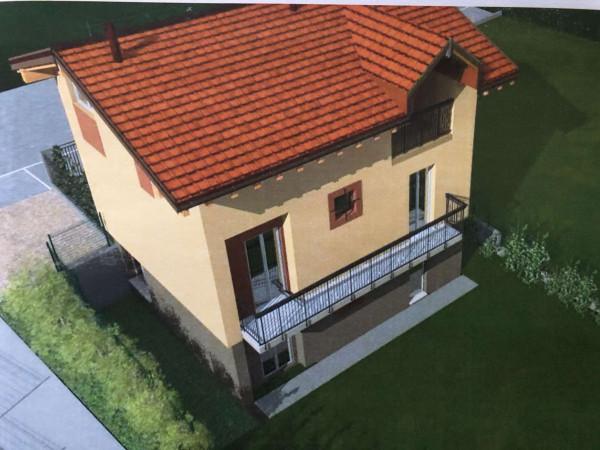 Villa in vendita a Gavirate, Voltorre, Con giardino, 225 mq - Foto 12