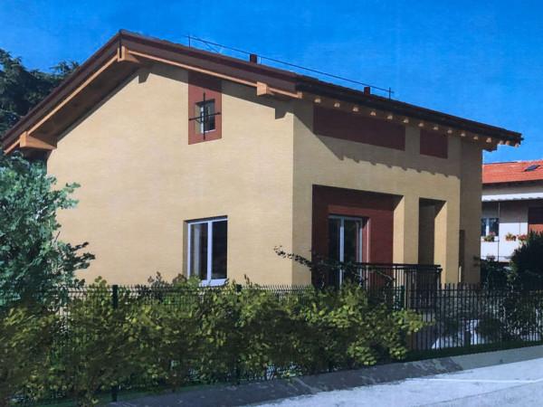 Villa in vendita a Gavirate, Voltorre, Con giardino, 225 mq - Foto 23