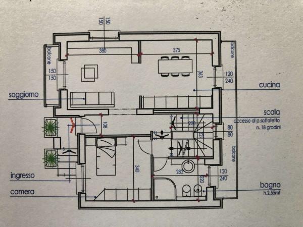 Villa in vendita a Gavirate, Voltorre, Con giardino, 225 mq - Foto 4