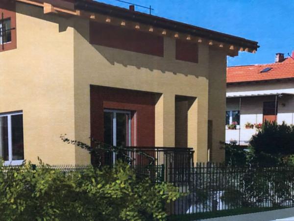 Villa in vendita a Gavirate, Voltorre, Con giardino, 225 mq - Foto 24