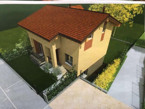 Villa in vendita a Gavirate, Voltorre, Con giardino, 225 mq - Foto 22