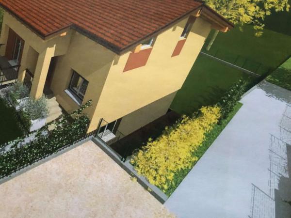 Villa in vendita a Gavirate, Voltorre, Con giardino, 225 mq - Foto 16