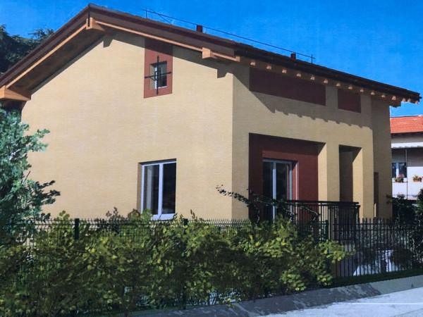 Villa in vendita a Gavirate, Voltorre, Con giardino, 225 mq - Foto 6