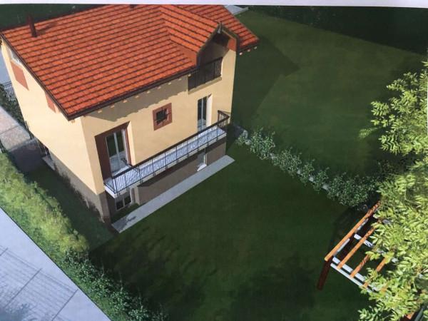 Villa in vendita a Gavirate, Voltorre, Con giardino, 225 mq - Foto 19