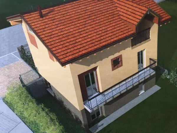 Villa in vendita a Gavirate, Voltorre, Con giardino, 225 mq - Foto 11