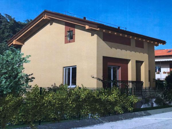 Villa in vendita a Gavirate, Voltorre, Con giardino, 225 mq - Foto 7