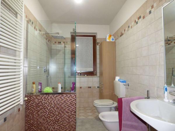 Appartamento in vendita a Borgaro Torinese, Con giardino, 125 mq - Foto 9