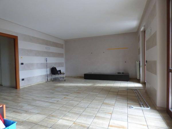 Appartamento in vendita a Borgaro Torinese, Con giardino, 125 mq - Foto 16