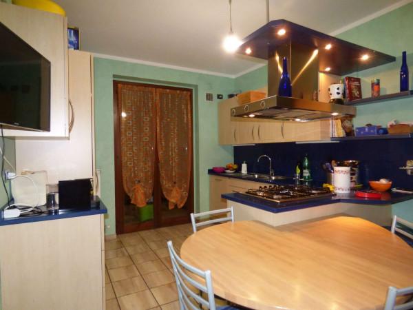 Appartamento in vendita a Borgaro Torinese, Con giardino, 125 mq - Foto 11