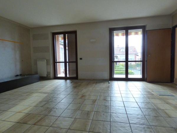 Appartamento in vendita a Borgaro Torinese, Con giardino, 125 mq - Foto 18