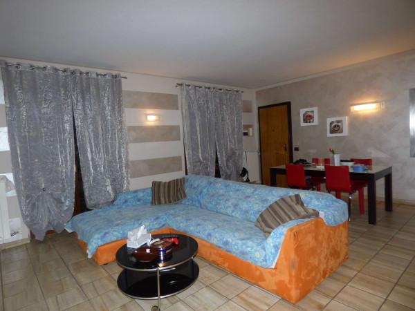 Appartamento in vendita a Borgaro Torinese, Con giardino, 125 mq - Foto 14
