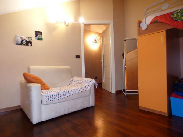 Appartamento in vendita a Borgaro Torinese, Con giardino, 125 mq - Foto 2